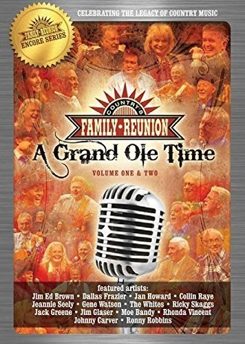 Country Family Reunion: A Grand Ole Time 1-2
