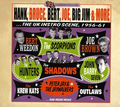 Hank Bruce Bert Joe Big Jim & More /  Various [Import]
