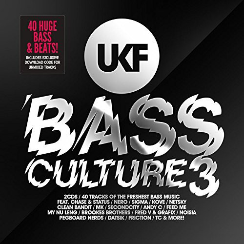 Ukf Bass Culture 3 /  Various