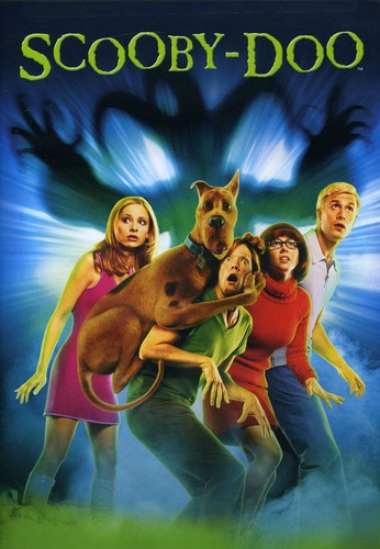 Scooby-Doo: The Movie [Widescreen] [Amaray] [Repackaged]