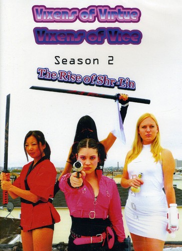 Vixens of Virtue Vixens of Vice: Season 2: Rise of
