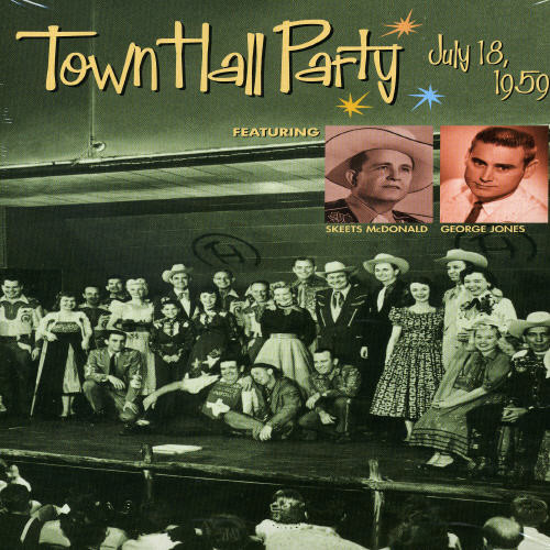 Town Hall Party-July 18 1959 /  Various