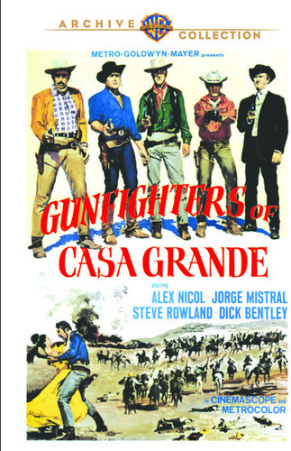 Gunfighters of Casa Grande