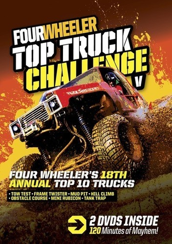 Four Wheeler Top Truck Challenge V