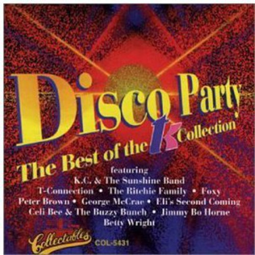 Disco Party: Best of TK Collection /  Various