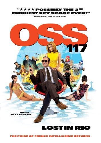 Oss 117: Lost In Rio [Subtitled] [Widescreen]
