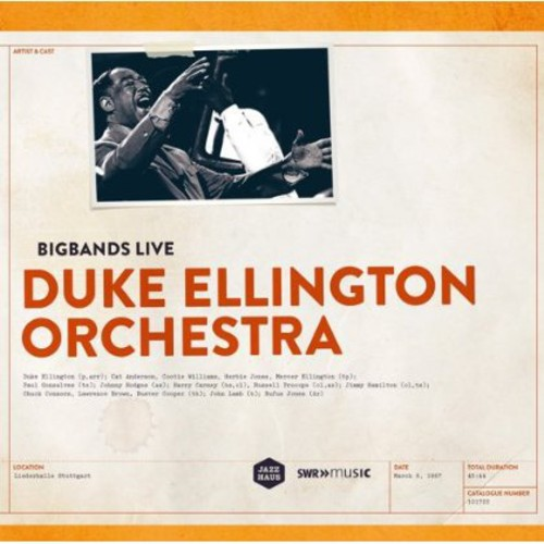 Big Bands Live: Duke Ellington Orchestra
