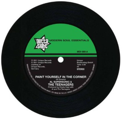 Paint Yourself in a Corner/ It Must Be Love [Import]