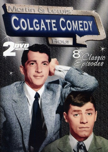 Martin and Lewis Colgate Comedy Hour, Vol. 2