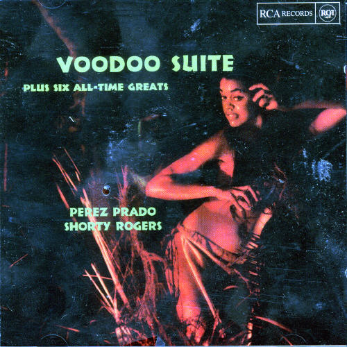 Voodoo Suite Plus Six All-Time Greats
