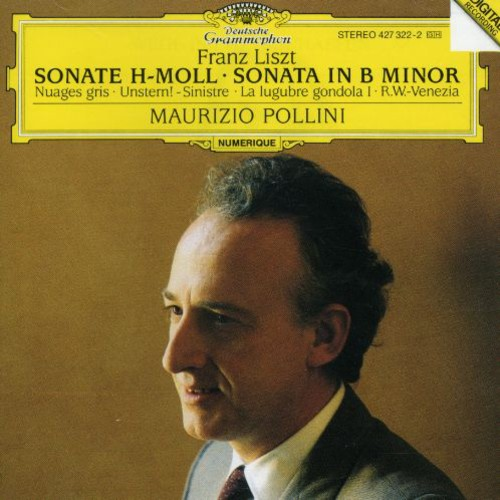 Sonata in B minor /  Late Works