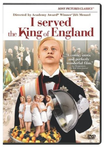 I Served The King Of England [Widescreen]