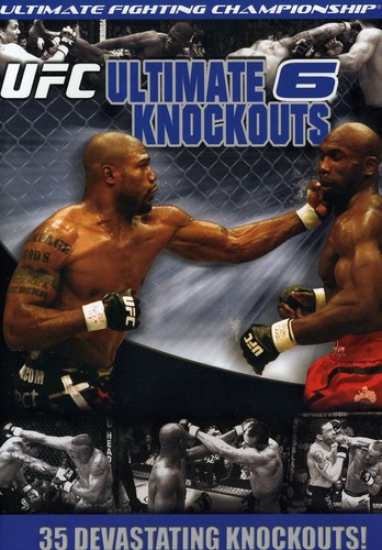 UFC: Ultimate Knockouts 6