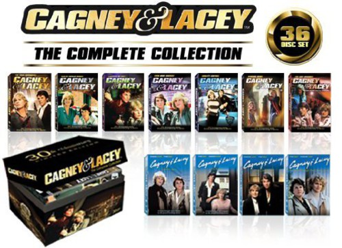 Cagney & Lacey: The Complete Collection