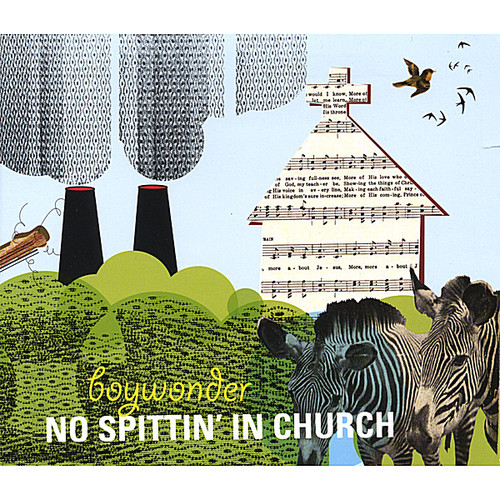 No Spittin' in Church