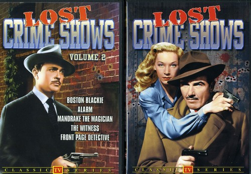 Lost Crime Shows 1 & 2