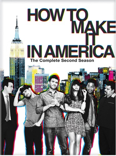 How to Make It in America: The Complete Second Season