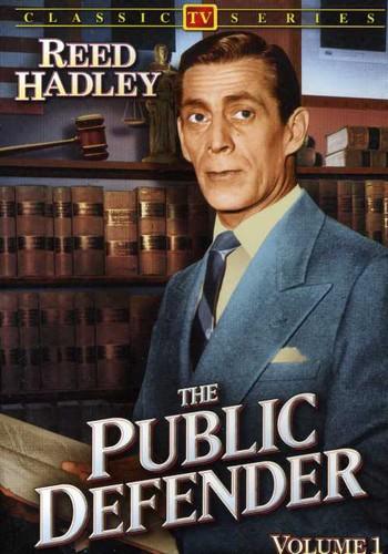 The Public Defender: Volume 1
