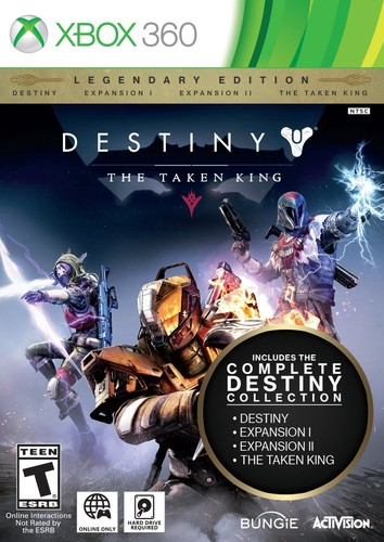 Destiny : The Taken King - Legendary Edition for Xbox 360