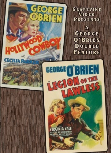 Hollywood Cowboy (1937) /  Legion of Lawless (1940)