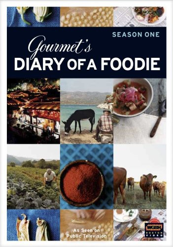 WGBH Boston Specials: Gourmet's Diary Foodie 1