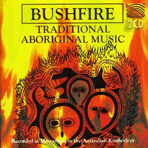 Bushfire: Traditional Aborigin