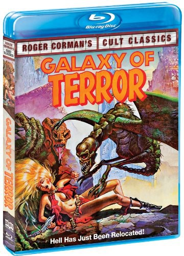 Galaxy Of Terror [Widescreen]
