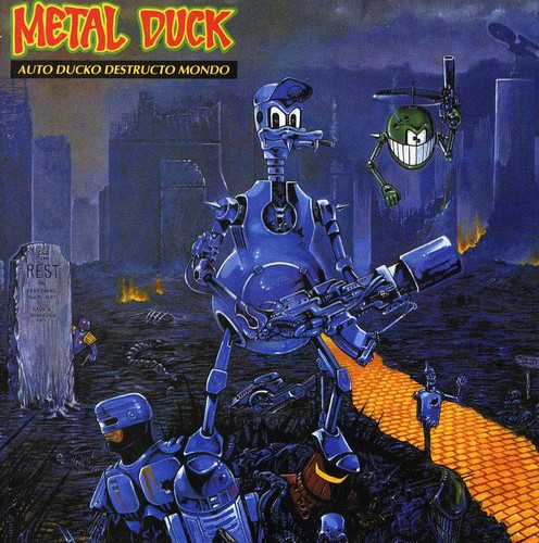 Auto Ducko Destructo Mondo [Import]