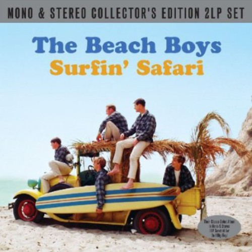 Surfin' Safari-Mono/ Stereo [Import]