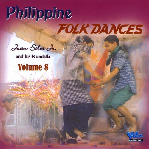 Philippine Folk Dance, Vol. 8