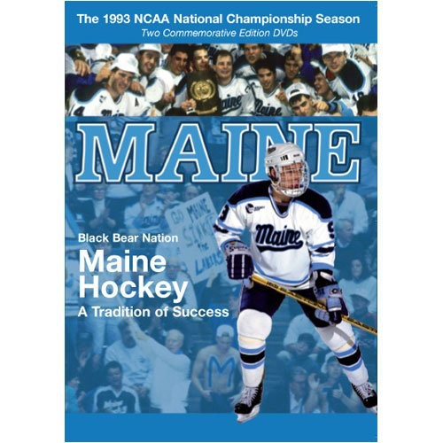 Maine Hockey 1993 NCAA Champ