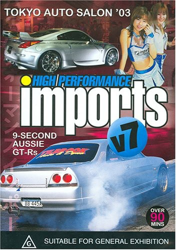 High Performance Imports, Vol. 7 [Sports] [Cars]