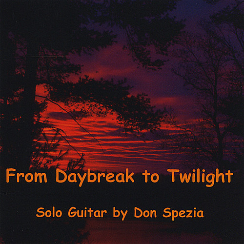 From Daybreak to Twilight Solo Guitar