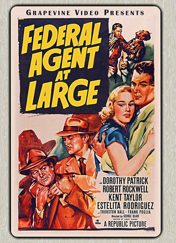 Federal Agent at Large (1950)