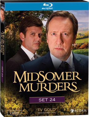 Midsomer Murders Set 24