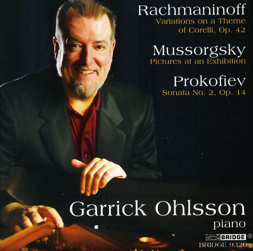 Rachmaninoff & Prokofiev Played By Garrick Ohlsson