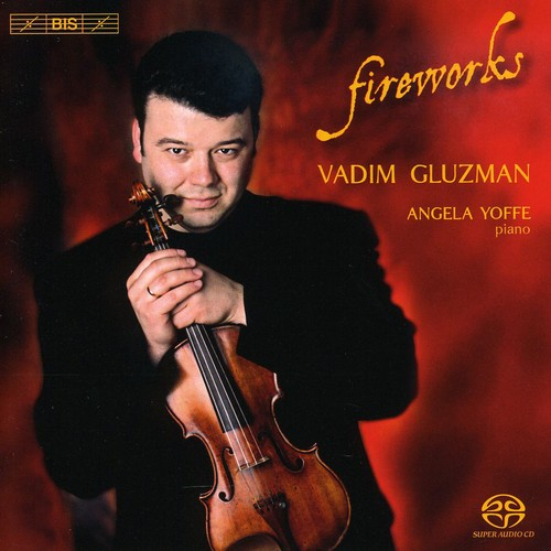 Fireworks: Virtuoso Violin Music