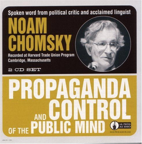 Propaganda & Control of the Public Mind