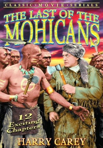 The Last Of The Mohicans: 1-12 [Black and White]