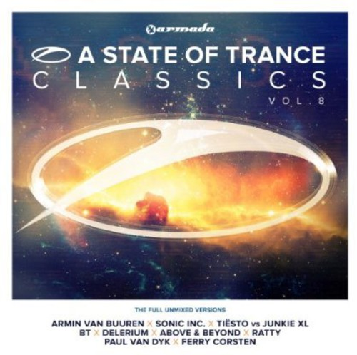State of Trance Classics 8 [Import]