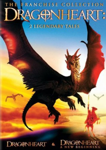 Dragonheart: 2 Legendary Tales [Double Feature] [Digipak With Outer Box]