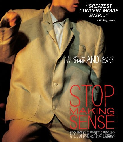 Stop Making Sense [Widescreen]