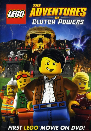 Lego: Adventures of Clutch Powers
