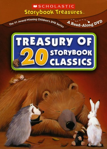 Treasury Of 20 Storybook Classics [4 Discs]
