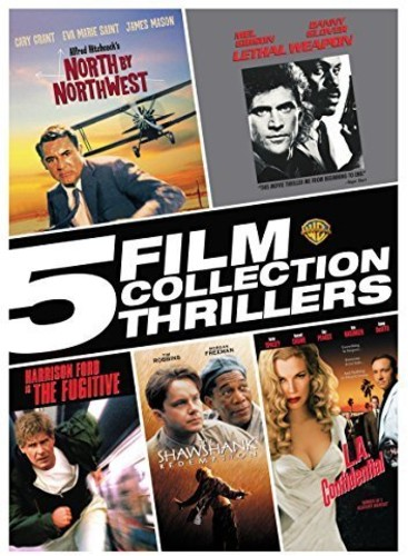 5 Film Collection: Thrillers