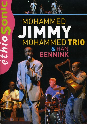Mohammed Jimmy Mohammed Trio and Han Bennink [Slim Amaray]