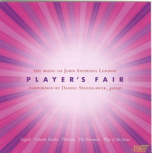 Player's Fair - Guitar Music of