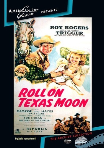 Roll on Texas Moon
