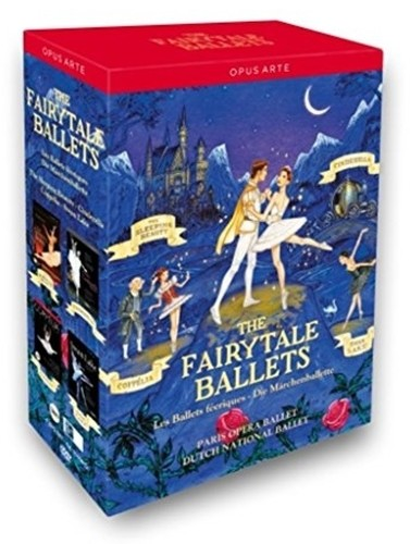 The Fairytale Ballets [Box Set]