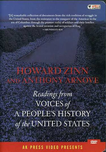 Howard Zinn: Voices Of A People's History Of The USA [Documentary]